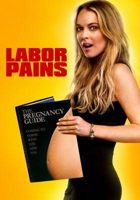 『リンジー・ローハンの 妊娠宣言!?~ハリウッド式OLウォーズ~』のポスター