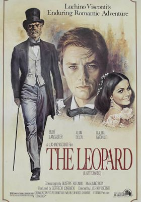 레오파드의 포스터