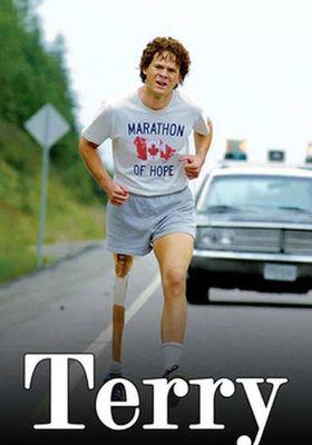 『테리 폭스의 희망 마라톤』のポスター