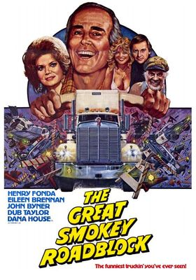 그레이트 스모키 로드블럭의 포스터
