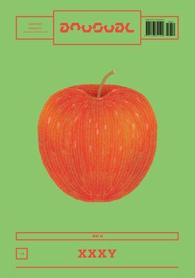 언유주얼 an usual Magazine Vol.10 : XXXY - 여와 남의 포스터