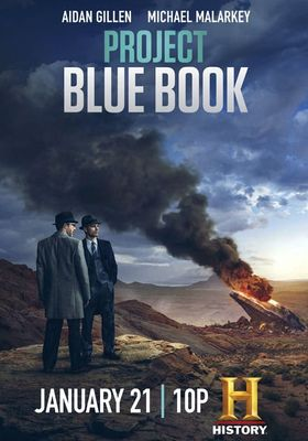 Project Blue Book Season 2's Poster