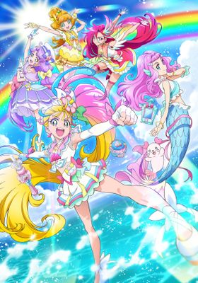 Tropical-Rouge! Precure 's Poster