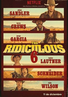리디큘러스 6의 포스터