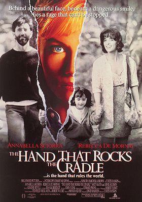 요람을 흔드는 손의 포스터