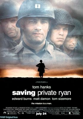 Saving Private Ryan's Poster