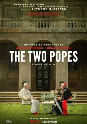 The Two Popes's Poster