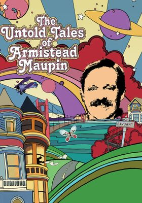 The Untold Tales of Armistead Maupin's Poster