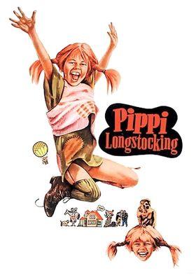 『Pippi Långstrump』のポスター