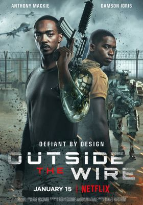 Outside the Wire's Poster