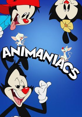 『Animaniacs(原題)』のポスター
