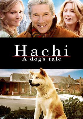 『HACHI 約束の犬』のポスター