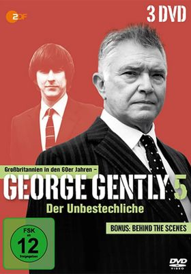 Inspector George Gently Season 5's Poster