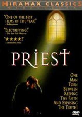 프리스트의 포스터