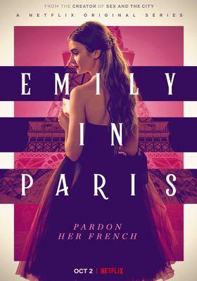 에밀리, 파리에 가다의 포스터