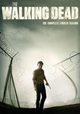 『ウォーキング・デッド シーズン4』のポスター
