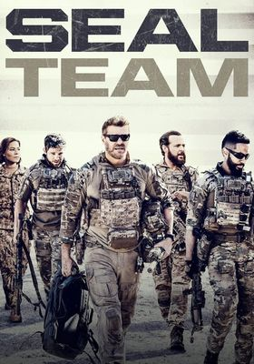 SEAL Team Season 4's Poster