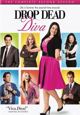 Drop Dead Diva Season 2's Poster