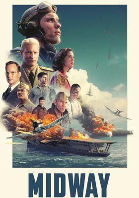 『ミッドウェイ』のポスター