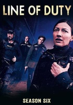 Line of Duty Season 6's Poster