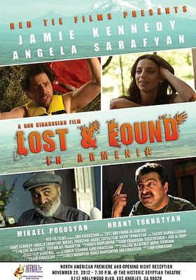 Lost and Found in Armenia's Poster