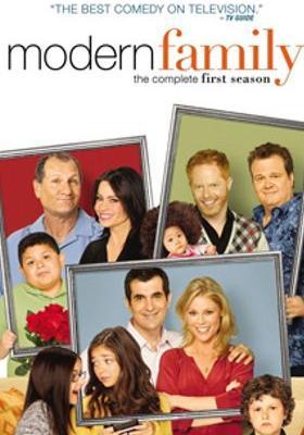 Modern Family Season 1's Poster