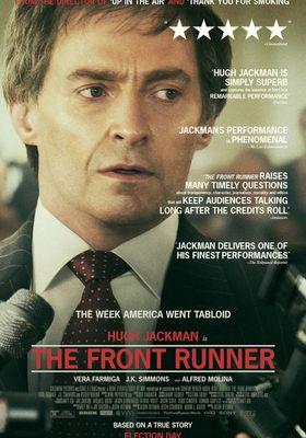 『フロントランナー』のポスター