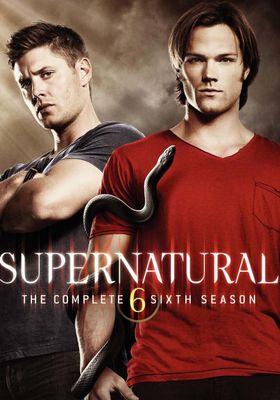 Supernatural Season 6's Poster