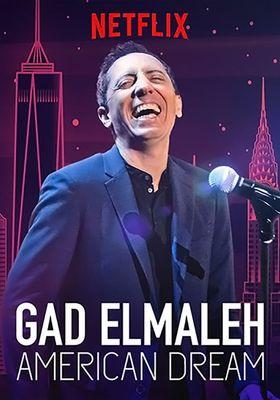Gad Elmaleh: American Dream's Poster