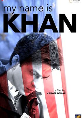 My Name Is Khan's Poster