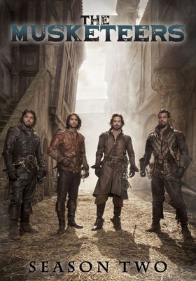 The Musketeers Season 2's Poster