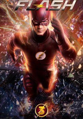 The Flash Season 3's Poster