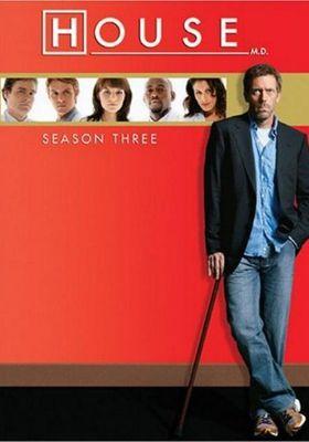 『Dr.HOUSE/ドクター・ハウス シーズン3』のポスター