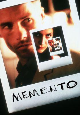 메멘토의 포스터