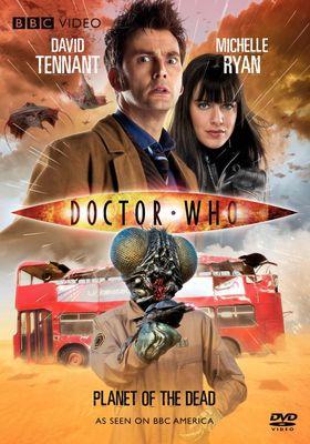 『ドクター・フー スペシャル 呪われた旅路』のポスター