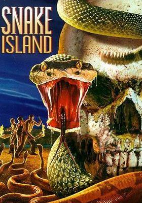 스네이크 아일랜드의 포스터
