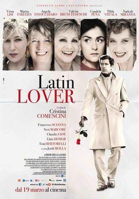 라틴 러버의 포스터