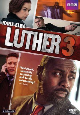 『LUTHER/刑事ジョン・ルーサー3』のポスター