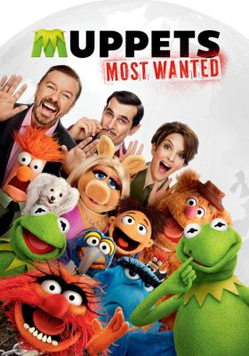 Muppets Most Wanted's Poster