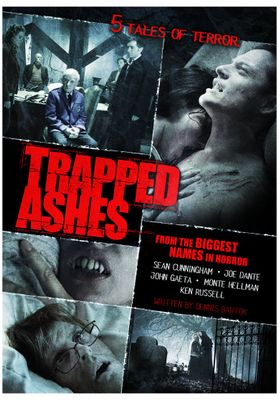 Trapped Ashes's Poster