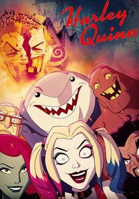 할리 퀸 시즌 1의 포스터