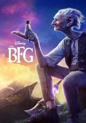 The BFG's Poster