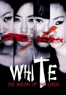 White: The Melody of the Curse's Poster