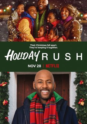 Holiday Rush's Poster