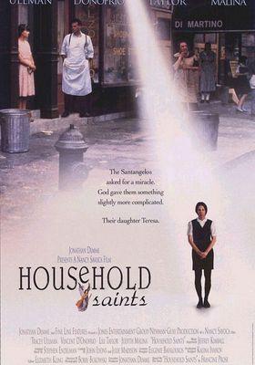 하우스홀드 세인트의 포스터