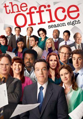 『ザ・オフィス シーズン8』のポスター