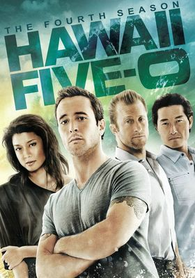 『Hawaii Five-0 シーズン4』のポスター