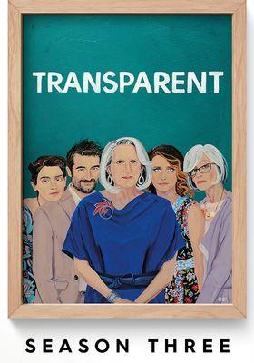 『トランスペアレント シーズン3』のポスター