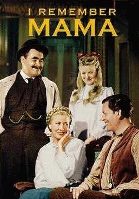 아이 리멤버 마마의 포스터