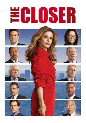 The Closer Season 7's Poster